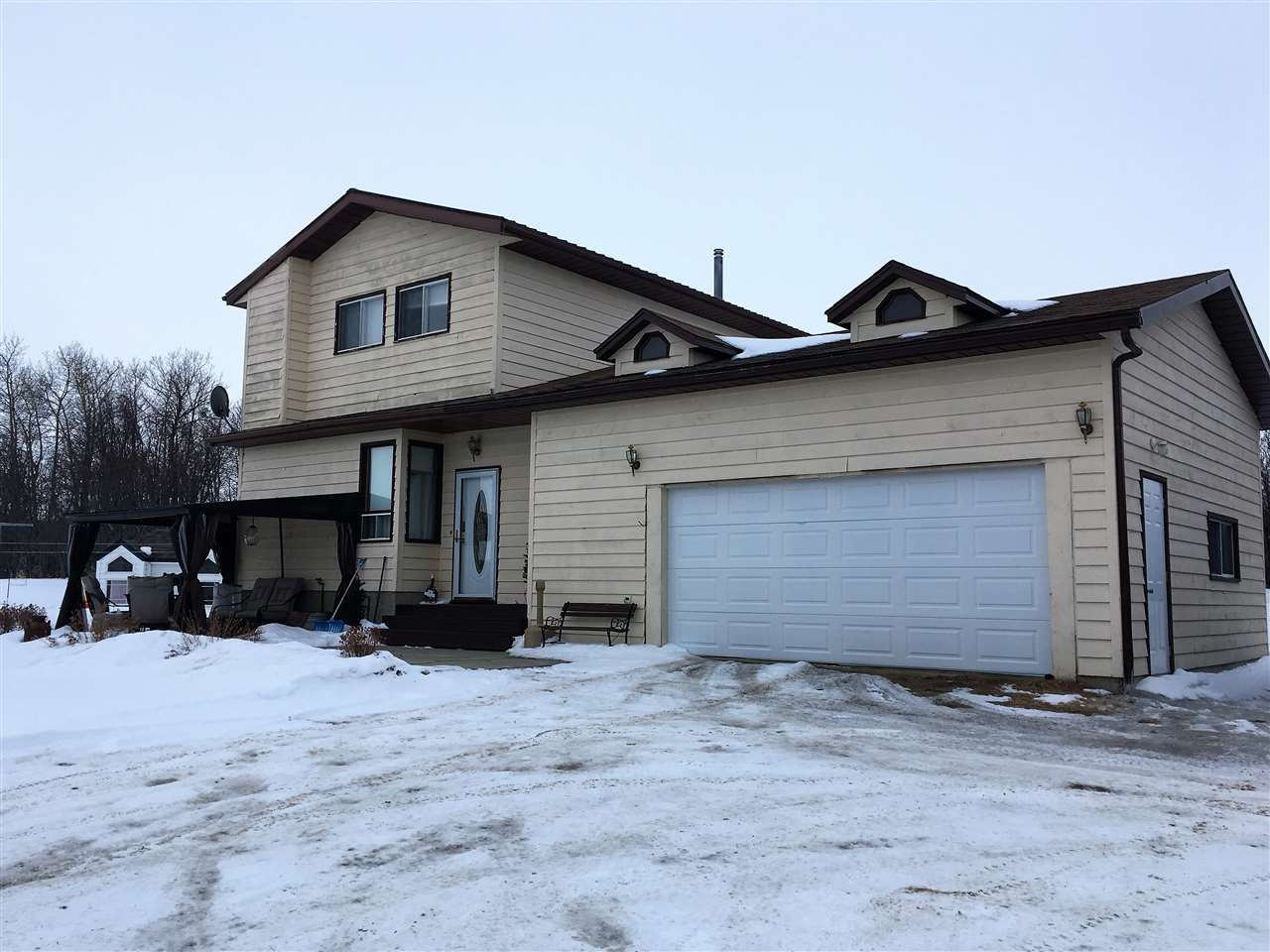 Main Photo: 222057 Twp Rd 450: Rural Wetaskiwin County House for sale : MLS®# E4131331