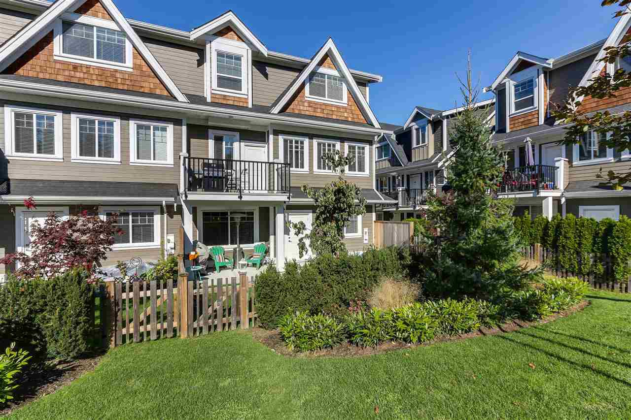 "Main Photo: 62 15988 32 Avenue in Surrey: Grandview Surrey Townhouse for sale in ""BLU"" (South Surrey White Rock)  : MLS®# R2312899"