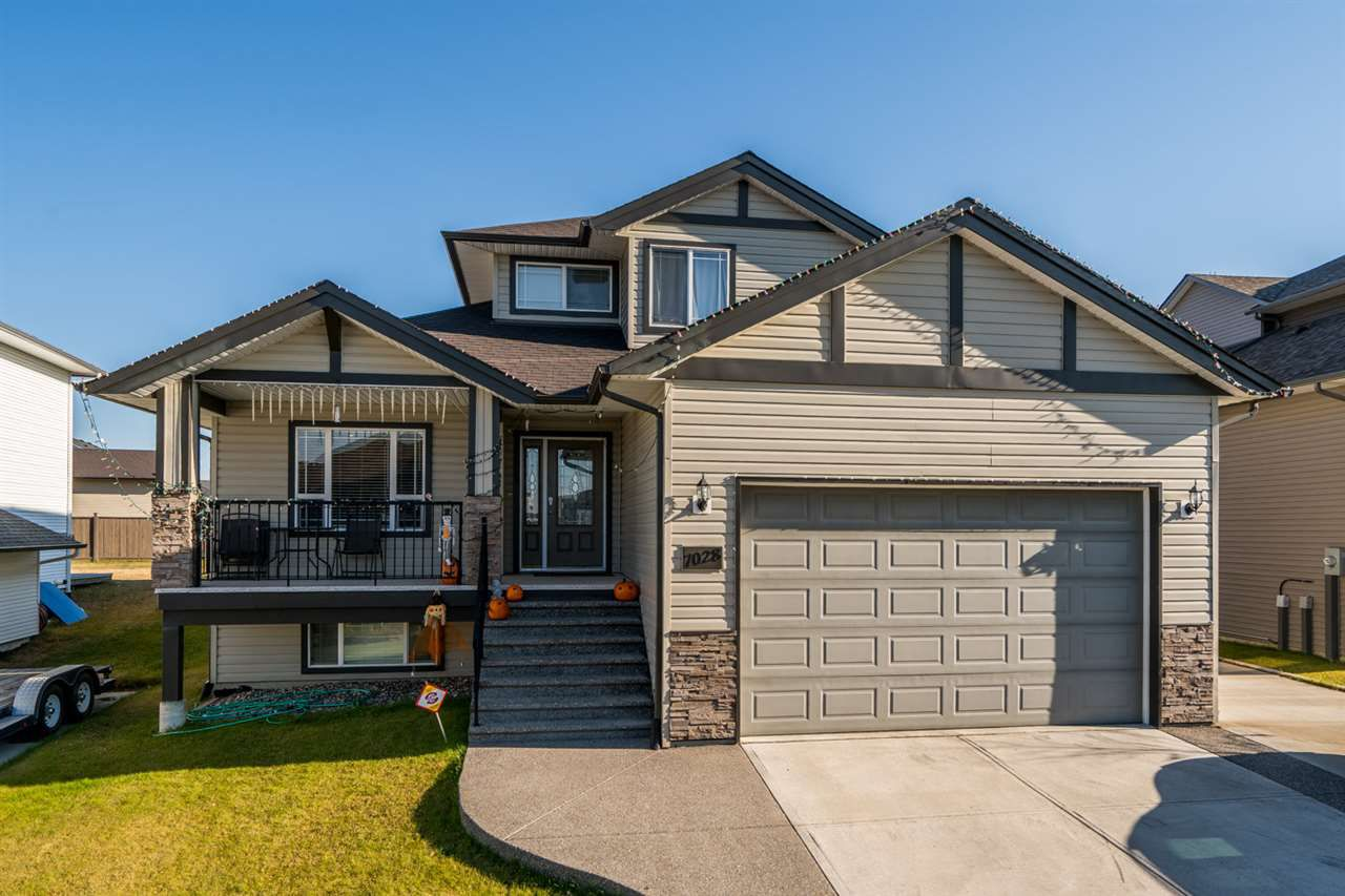 "Main Photo: 7028 TRYGG Court in Prince George: Lafreniere House for sale in ""WESTGATE"" (PG City South (Zone 74))  : MLS®# R2318623"