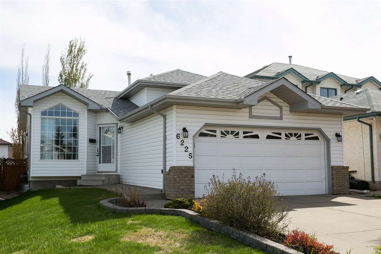 Main Photo: 6225 159A Avenue in Edmonton: Zone 03 House for sale : MLS®# E4143699