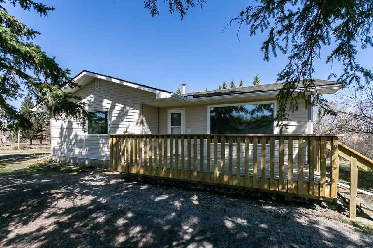 Main Photo: 27408 TWP RD 552: Rural Sturgeon County House for sale : MLS®# E4153850