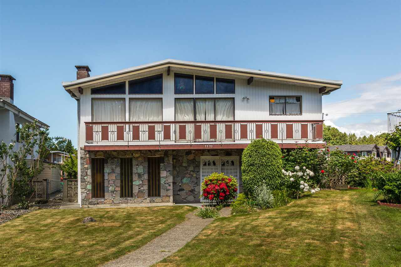 Main Photo: 1175 WAVERLEY Avenue in Vancouver: Knight House for sale (Vancouver East)  : MLS®# R2376994