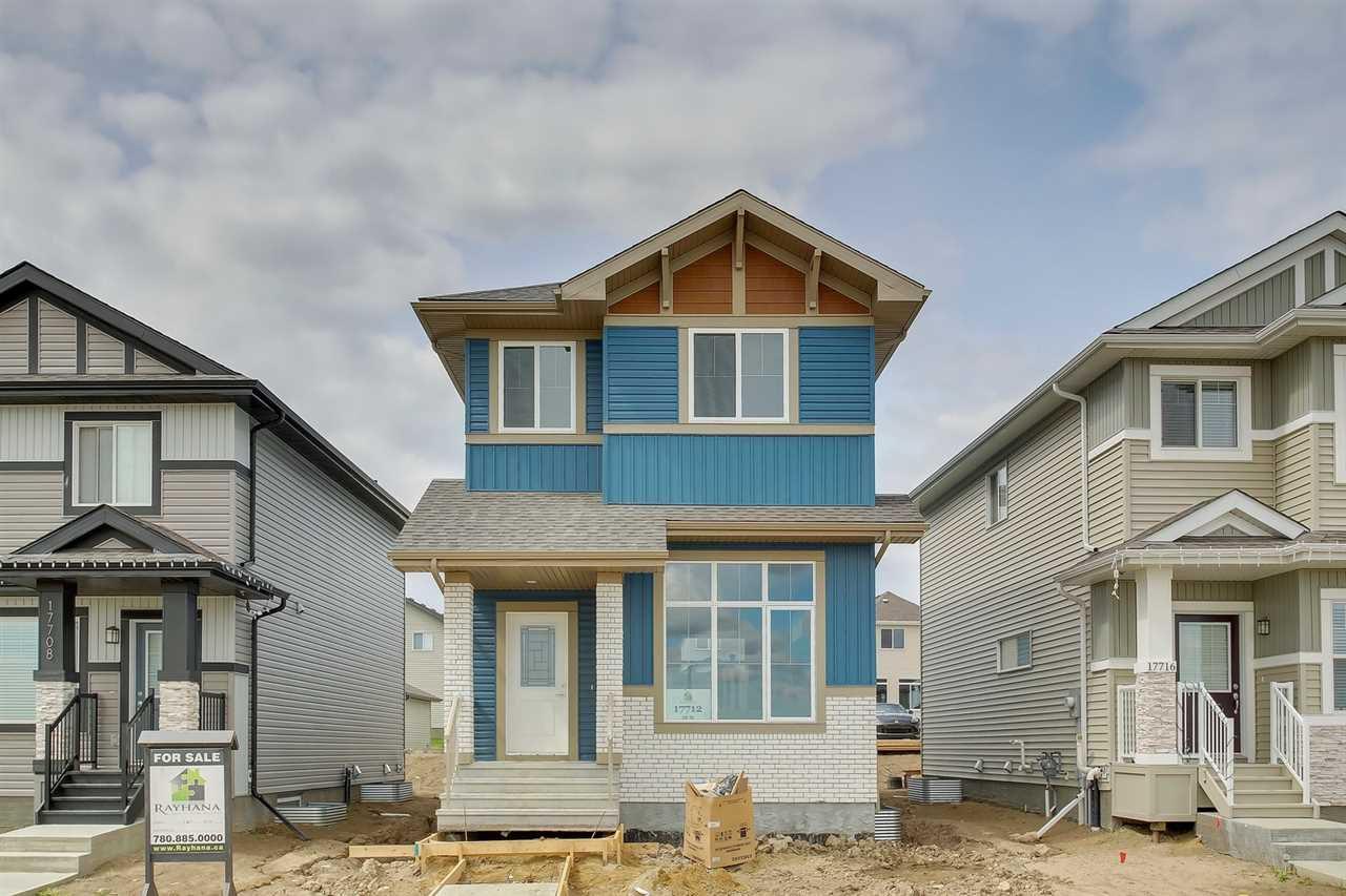 Main Photo: 17712 58 Street in Edmonton: Zone 03 House for sale : MLS®# E4160517