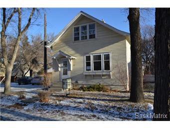 Main Photo: 211 Clarence Avenue South in Saskatoon: Varsity View Single Family Dwelling for sale (Saskatoon Area 02)  : MLS®# 419269