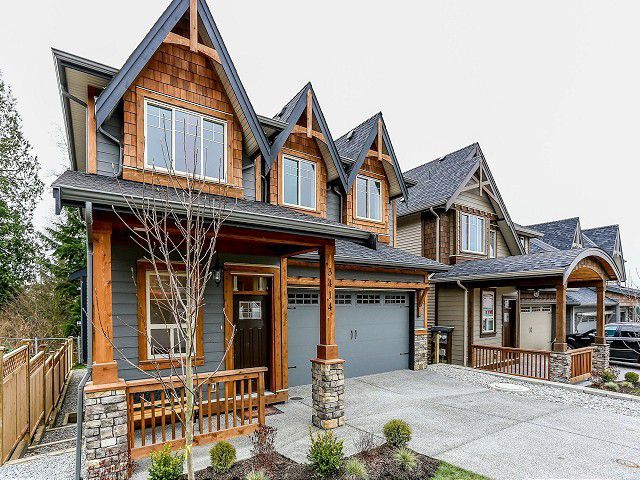 """Main Photo: 3414 DEVONSHIRE Avenue in Coquitlam: Burke Mountain House for sale in """"BURKE MOUNTAIN"""" : MLS®# V1055888"""
