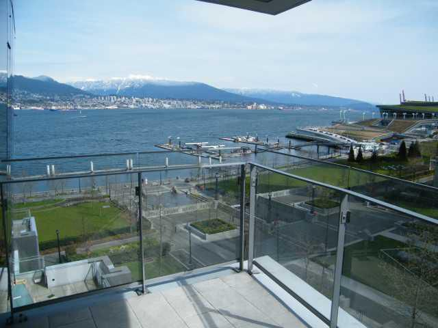 Main Photo: # 603 1233 W CORDOVA ST in Vancouver: Coal Harbour Condo for sale (Vancouver West)  : MLS®# V804631