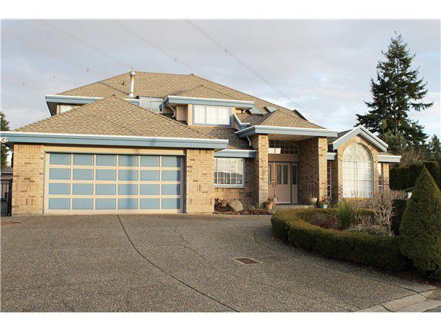 "Main Photo: 12568 61A Avenue in Surrey: Panorama Ridge House for sale in ""PANORAMA RIDGE"" : MLS®# F1441681"