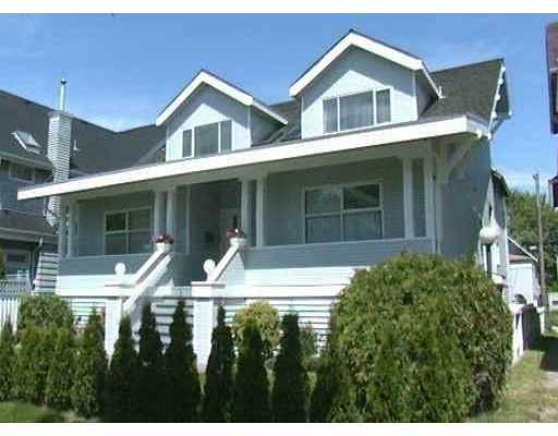 Main Photo: 1881 W 12TH AV in Vancouver: Kitsilano Townhouse for sale (Vancouver West)  : MLS®# V531189