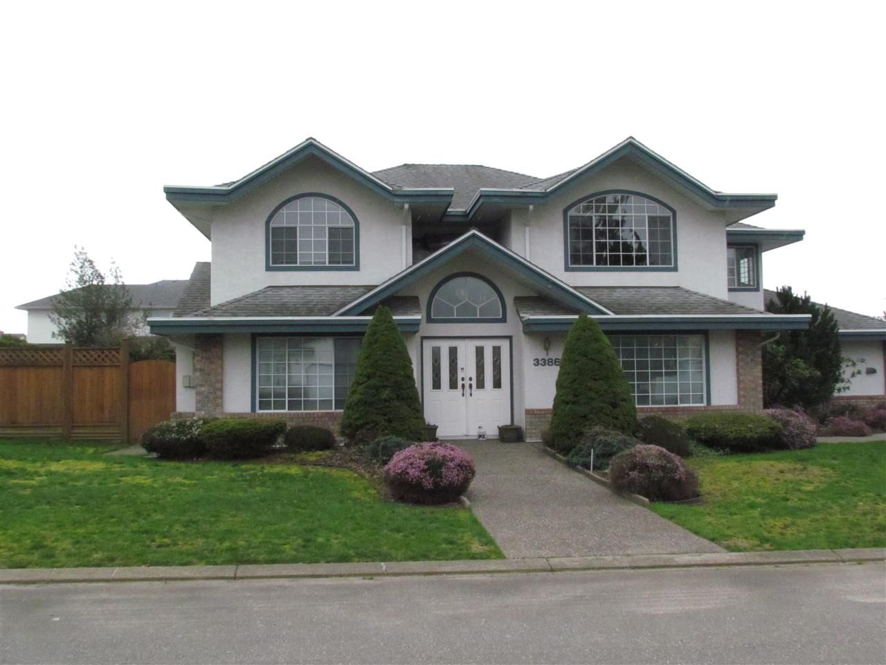 Main Photo: 3386 SLOCAN Drive in Abbotsford: Abbotsford West House for sale : MLS®# R2044628