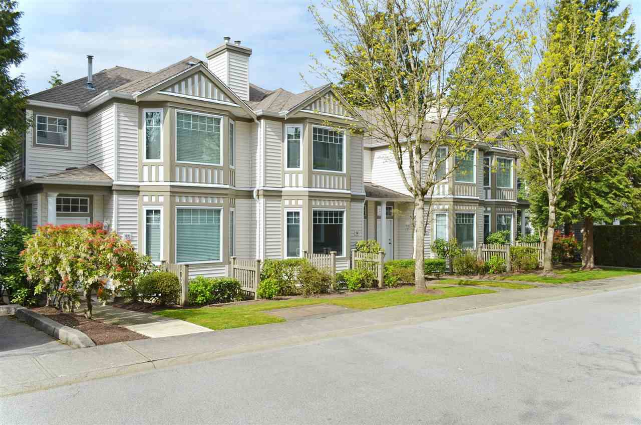 "Main Photo: 58 7500 CUMBERLAND Street in Burnaby: The Crest Townhouse for sale in ""WILDFLOWER"" (Burnaby East)  : MLS®# R2053091"