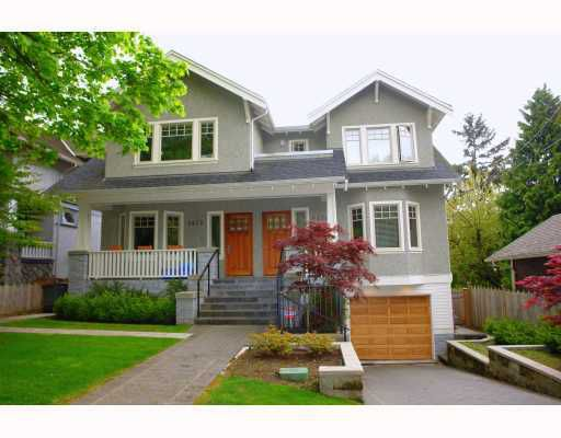 Main Photo: 2472 West 6TH Avenue in Vancouver: Home for sale : MLS®# V765499