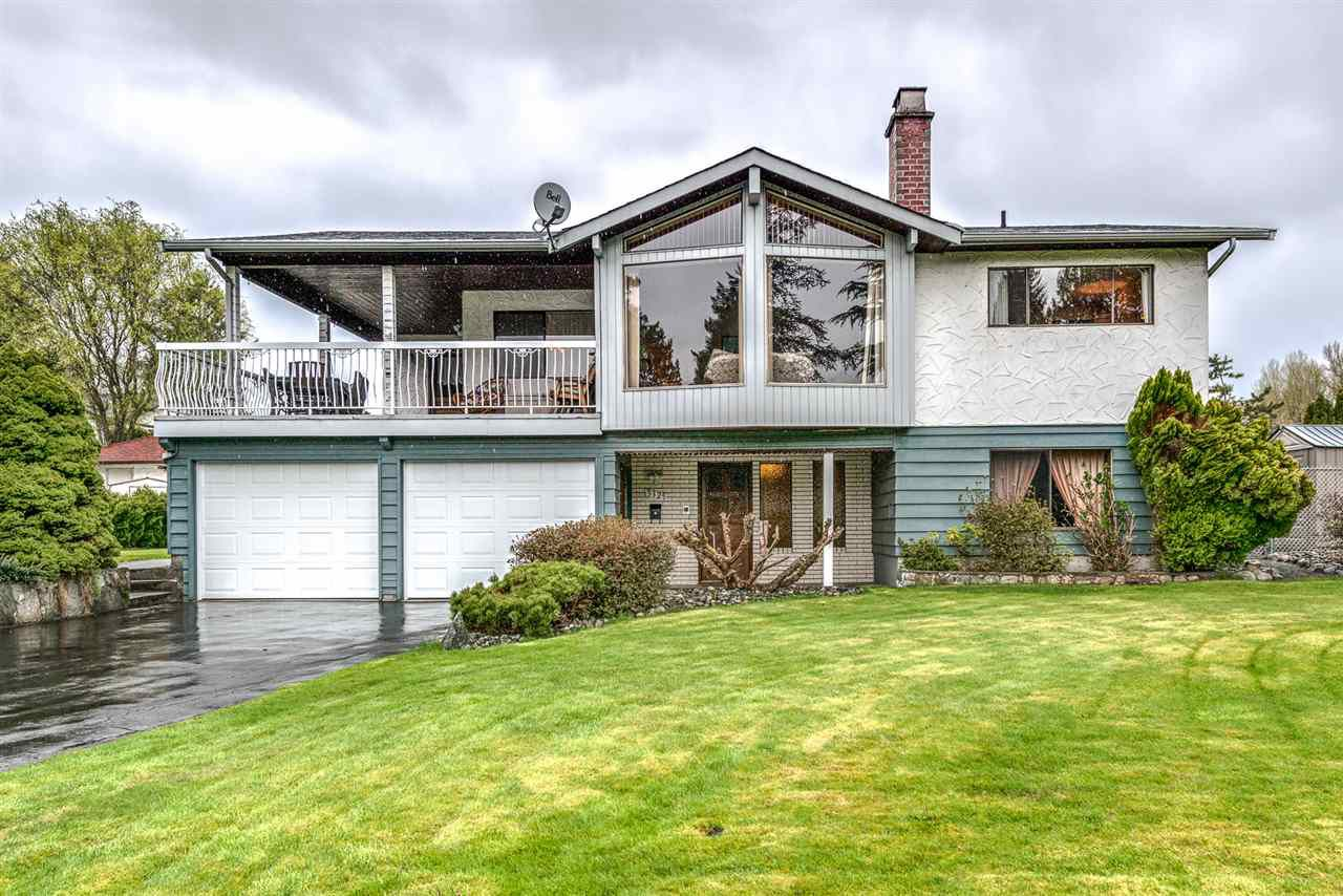 Main Photo: 3325 CARDINAL Drive in Burnaby: Government Road House for sale (Burnaby North)  : MLS®# R2157428
