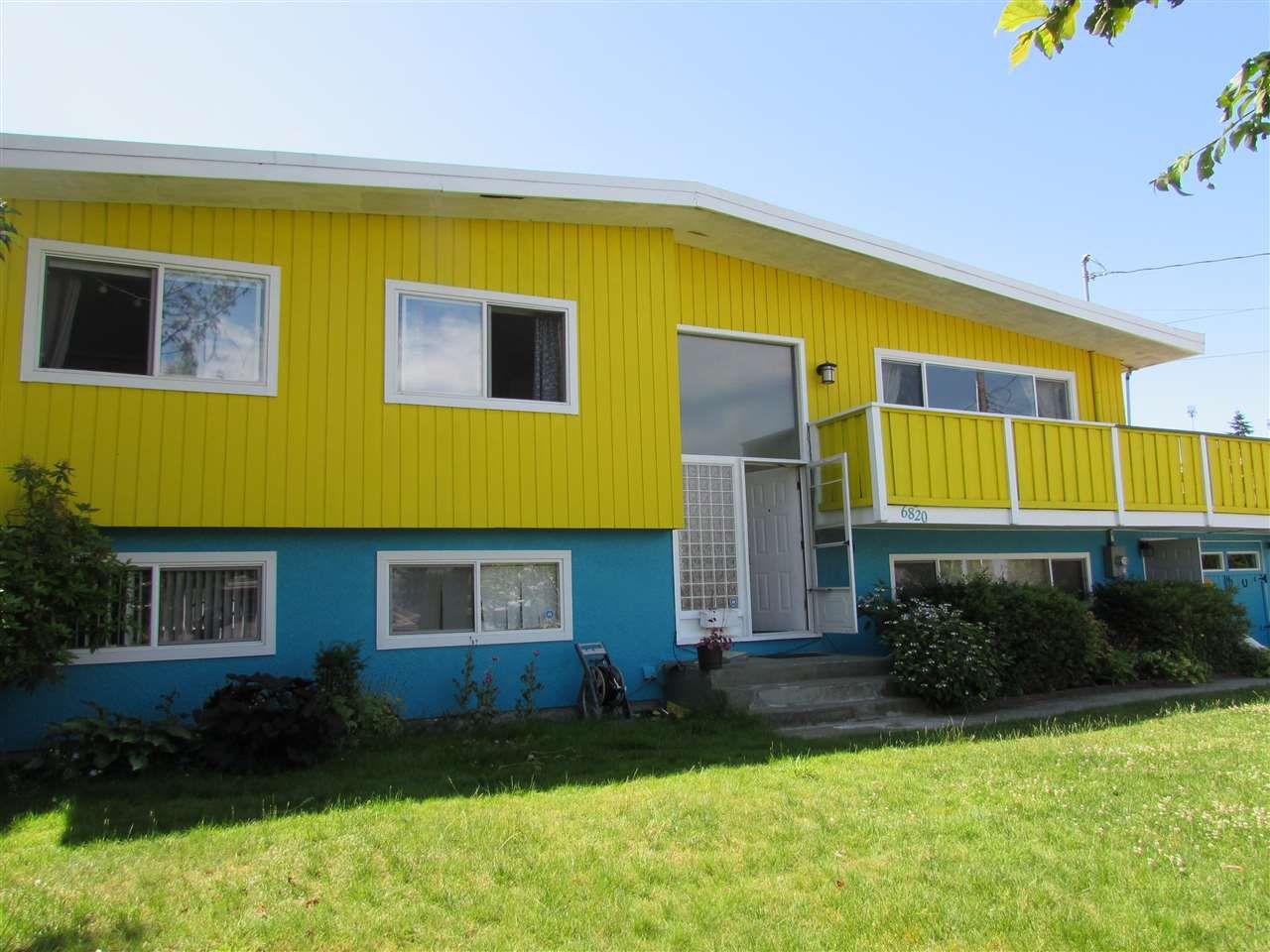 Main Photo: 6820 STANLEY Street in Burnaby: Upper Deer Lake House for sale (Burnaby South)  : MLS®# R2193042