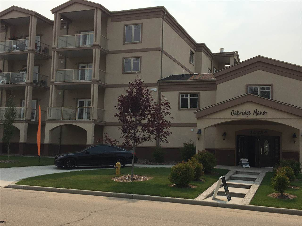 Main Photo: 405 10539 102 Street E: Westlock Condo for sale : MLS®# E4086036