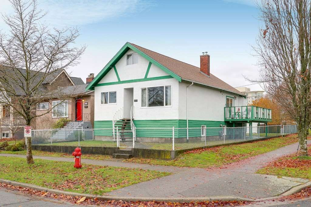 Main Photo: 1495 E 27TH Avenue in Vancouver: Knight House for sale (Vancouver East)  : MLS®# R2224251