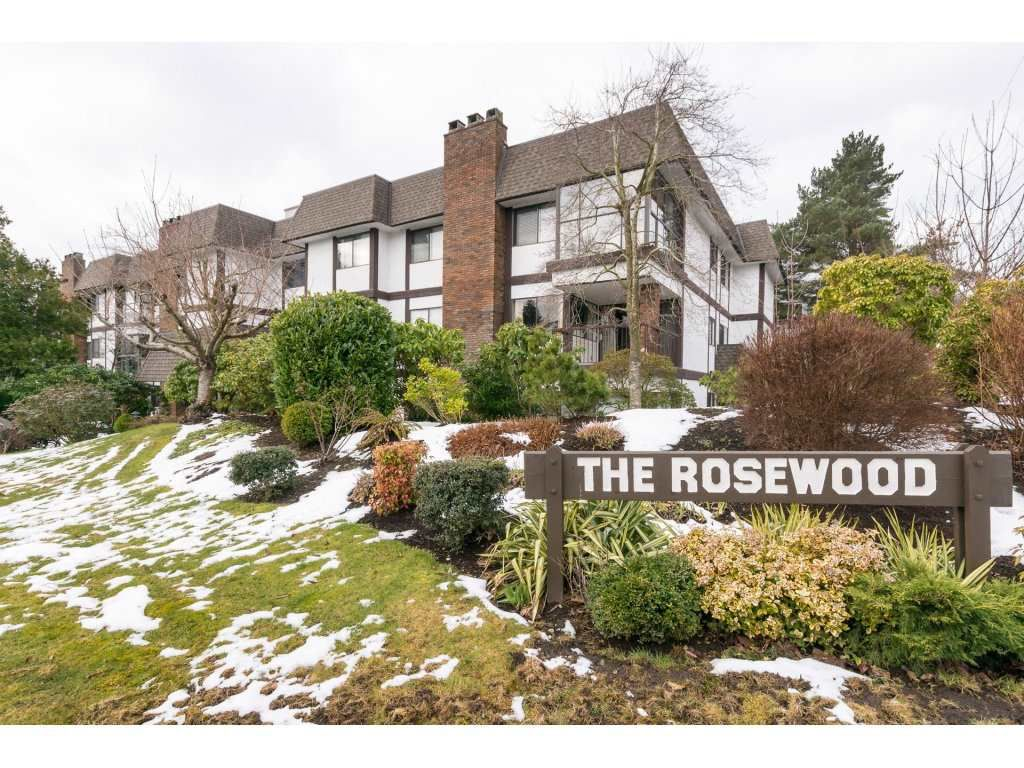 """Main Photo: 103 1379 MERKLIN Street: White Rock Condo for sale in """"The Rosewood"""" (South Surrey White Rock)  : MLS®# R2242264"""