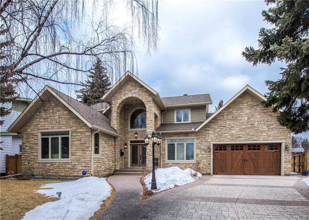 Main Photo: 1412 Craig Road SW in Calgary: Chinook Park House for sale : MLS®# C4104017