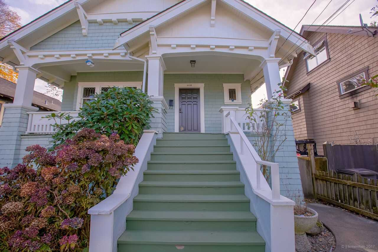 Main Photo: 3112 W 5TH Avenue in Vancouver: Kitsilano House for sale (Vancouver West)  : MLS®# R2263388