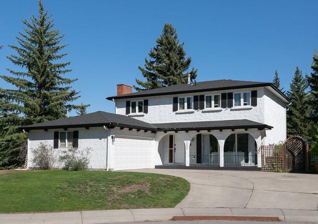Main Photo: 2203 PALISWOOD Bay SW in Calgary: Palliser House for sale : MLS®# C4186167
