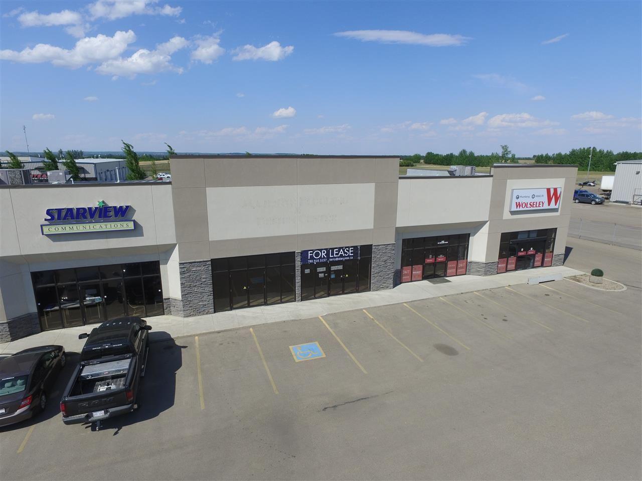 Main Photo: 107 82 Boulder Boulevard: Stony Plain Retail for lease : MLS®# E4113360