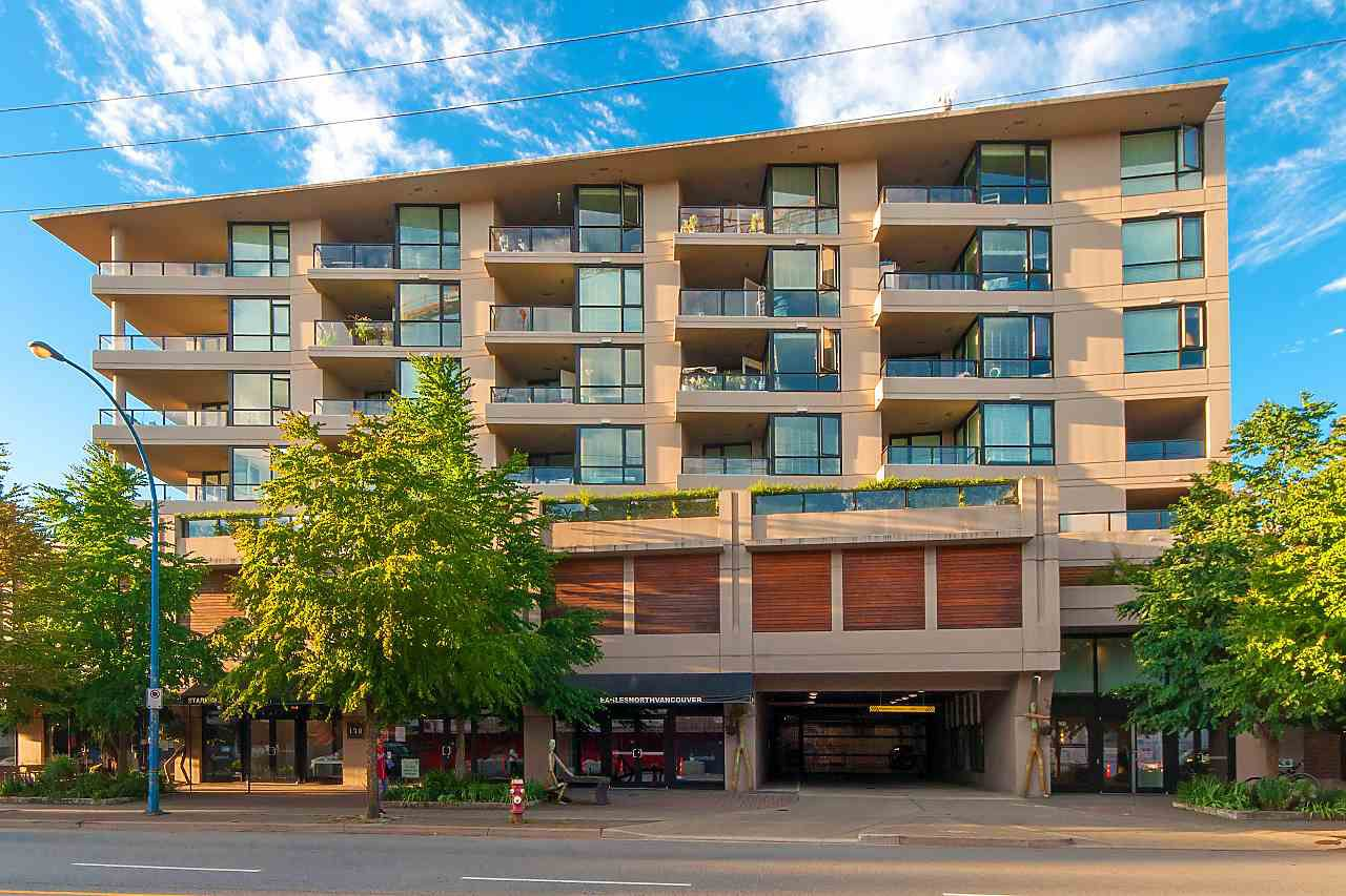 """Main Photo: 504 160 W 3RD Street in North Vancouver: Lower Lonsdale Condo for sale in """"ENVY"""" : MLS®# R2285405"""