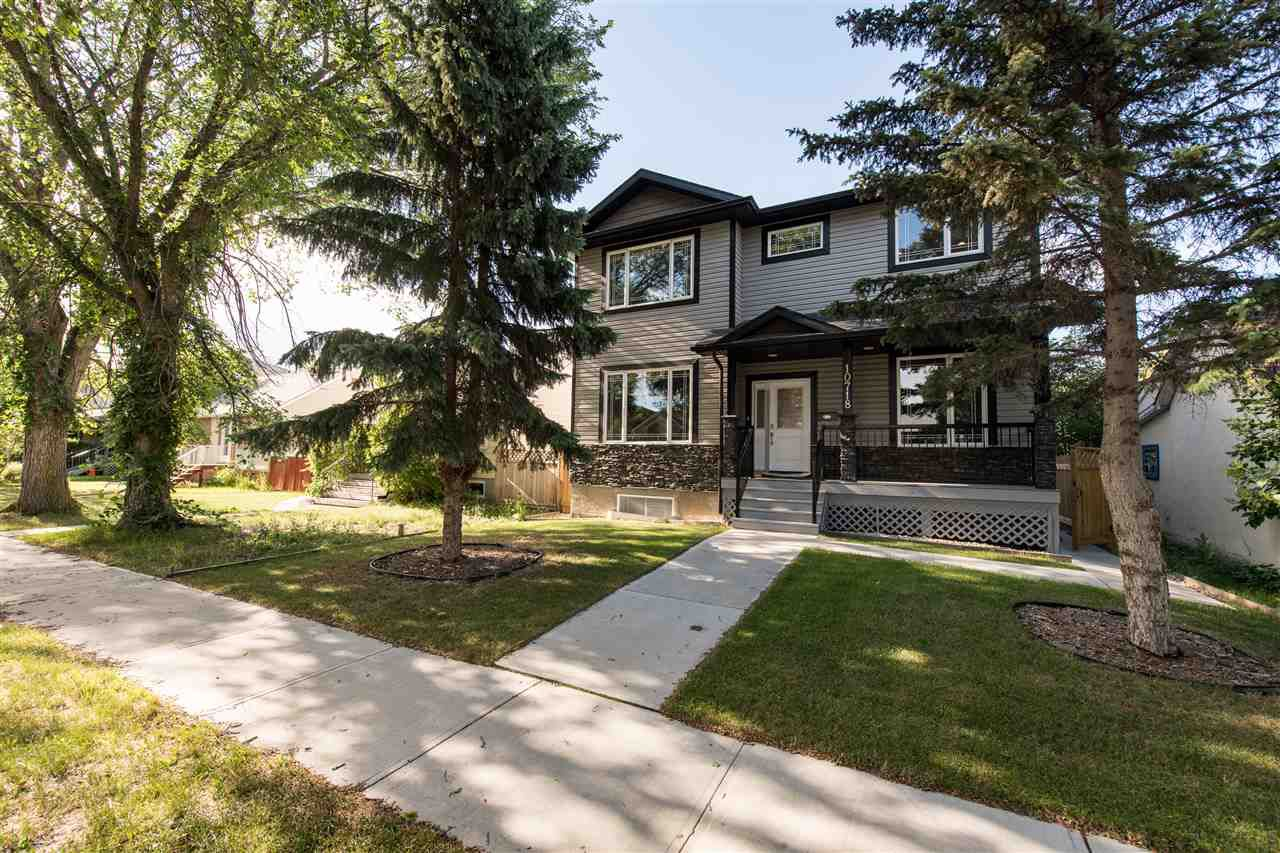 Main Photo: 10718 71 Avenue in Edmonton: Zone 15 House for sale : MLS®# E4120281