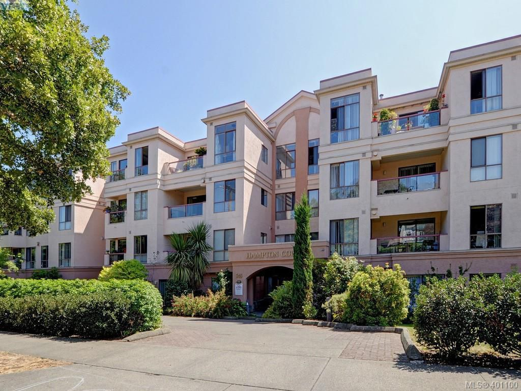 Main Photo: 404 545 Manchester Road in VICTORIA: Vi Burnside Condo Apartment for sale (Victoria)  : MLS®# 401100
