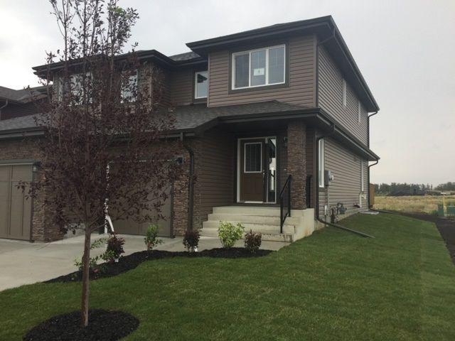 Main Photo: 4 Prairie Gate: Spruce Grove House Half Duplex for sale : MLS®# E4134113