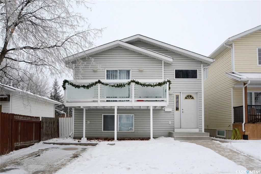 Main Photo: 1505 B Avenue North in Saskatoon: Mayfair Residential for sale : MLS®# SK754614