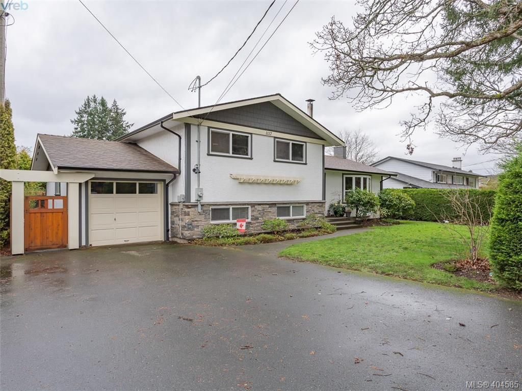 Main Photo: 1117 Clarke Road in BRENTWOOD BAY: CS Brentwood Bay Single Family Detached for sale (Central Saanich)  : MLS®# 404585