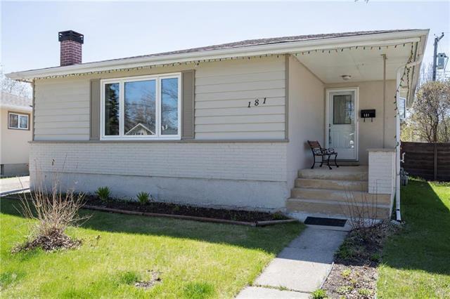 Main Photo: 181 Browning Boulevard in Winnipeg: Westwood Residential for sale (5G)  : MLS®# 1905879