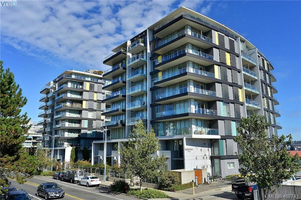 Main Photo: 509 373 Tyee Road in VICTORIA: VW Victoria West Condo Apartment for sale (Victoria West)  : MLS®# 407741