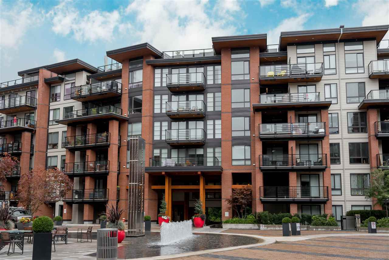 """Main Photo: 112 723 W 3RD Street in North Vancouver: Harbourside Condo for sale in """"The Shore"""" : MLS®# R2360179"""