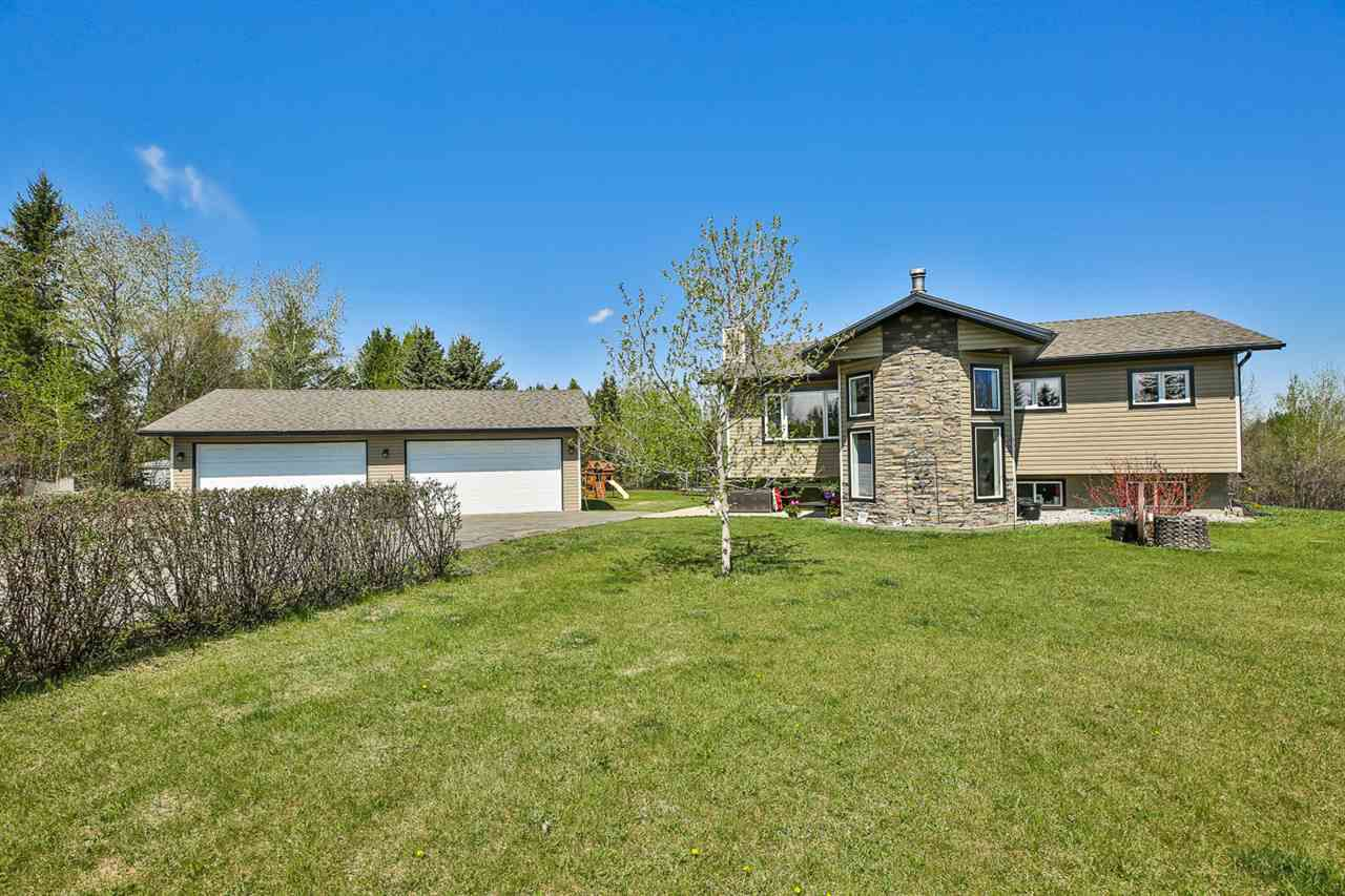 Main Photo: 433 53310 RGE RD 221: Rural Strathcona County House for sale : MLS®# E4156683