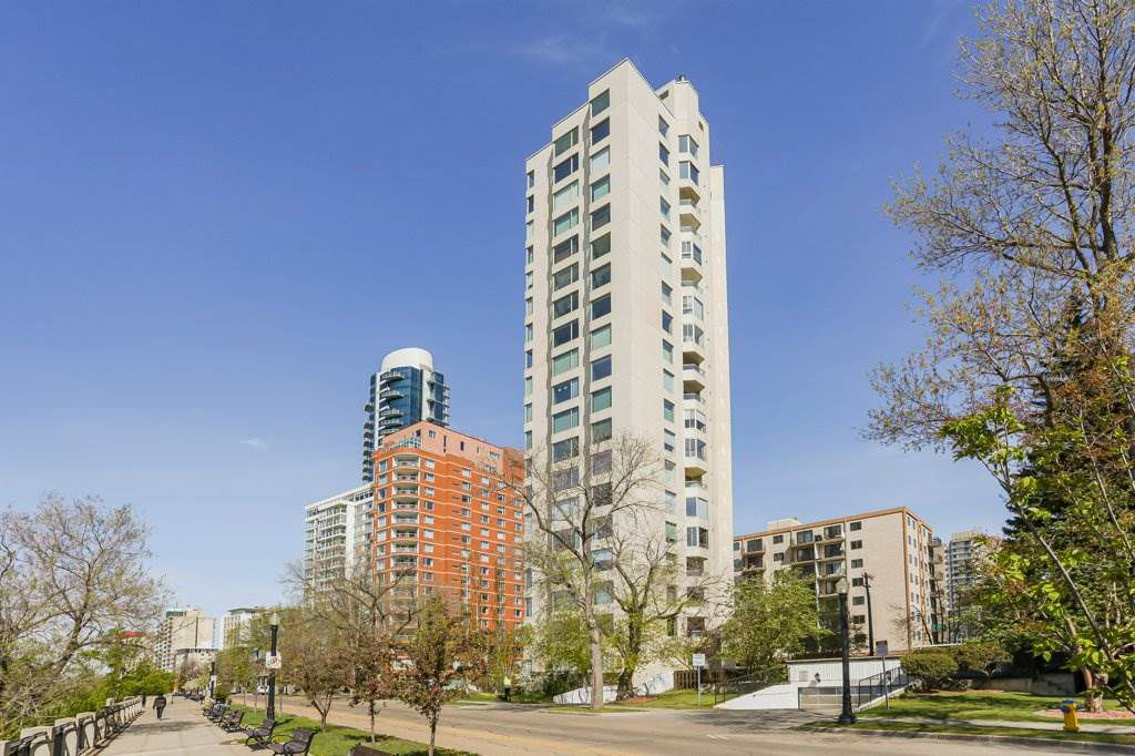 Main Photo: 1601 11826 100 Avenue in Edmonton: Zone 12 Condo for sale : MLS®# E4157637