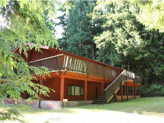 Main Photo: 1747 HANBURY Road: Roberts Creek House for sale (Sunshine Coast)  : MLS®# V903372