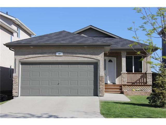 Main Photo: 47 Nordstrom Drive in WINNIPEG: Windsor Park / Southdale / Island Lakes Residential for sale (South East Winnipeg)  : MLS®# 1311182