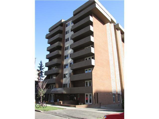 Main Photo: 302 1309 14 Avenue SW in CALGARY: Connaught Condo for sale (Calgary)  : MLS®# C3594216