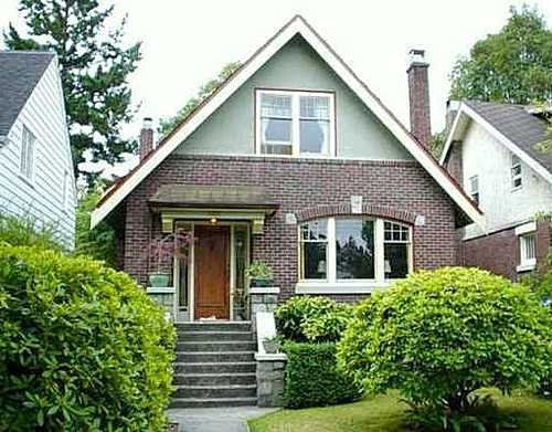 Main Photo: 4690 W 8TH AV in Vancouver West: Home for sale : MLS®# V604754