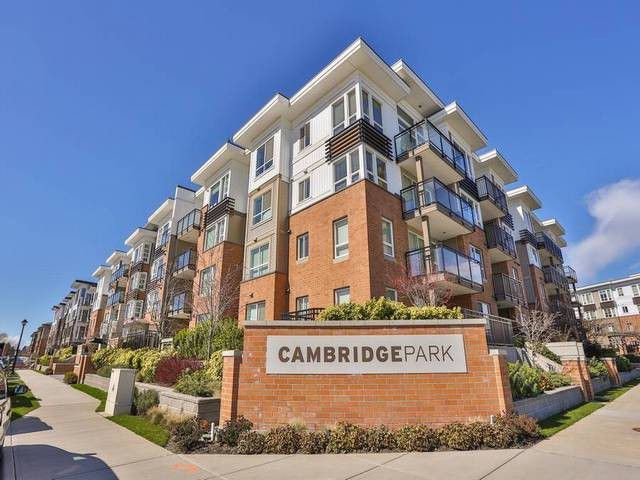 Main Photo: 409 9399 TOMICKI Avenue in Richmond: West Cambie Condo for sale : MLS®# V1053278