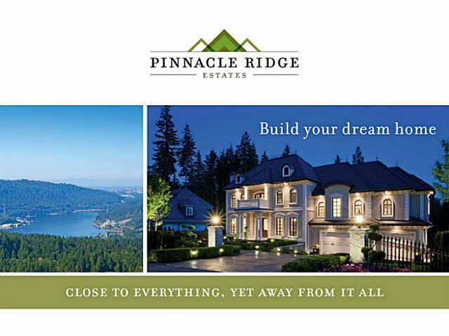 Main Photo: 2030 RIDGE MOUNTAIN Drive: Anmore Home for sale (Port Moody)  : MLS®# V1117326