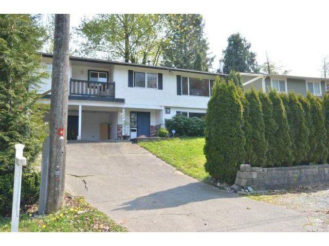 Main Photo: 34498 LABURNUM Avenue in Abbotsford: Abbotsford East House for sale : MLS®# F1438498