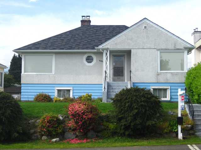 Main Photo: 2335 W 18TH Avenue in Vancouver: Arbutus House for sale (Vancouver West)  : MLS®# V1118473