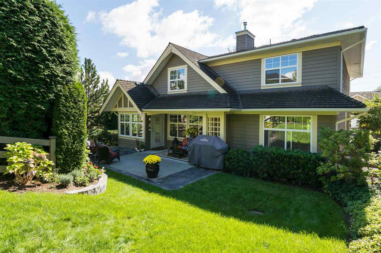 """Main Photo: 28 15450 ROSEMARY HEIGHTS Crescent in Surrey: Morgan Creek Townhouse for sale in """"CARRINGTON"""" (South Surrey White Rock)  : MLS®# R2110739"""