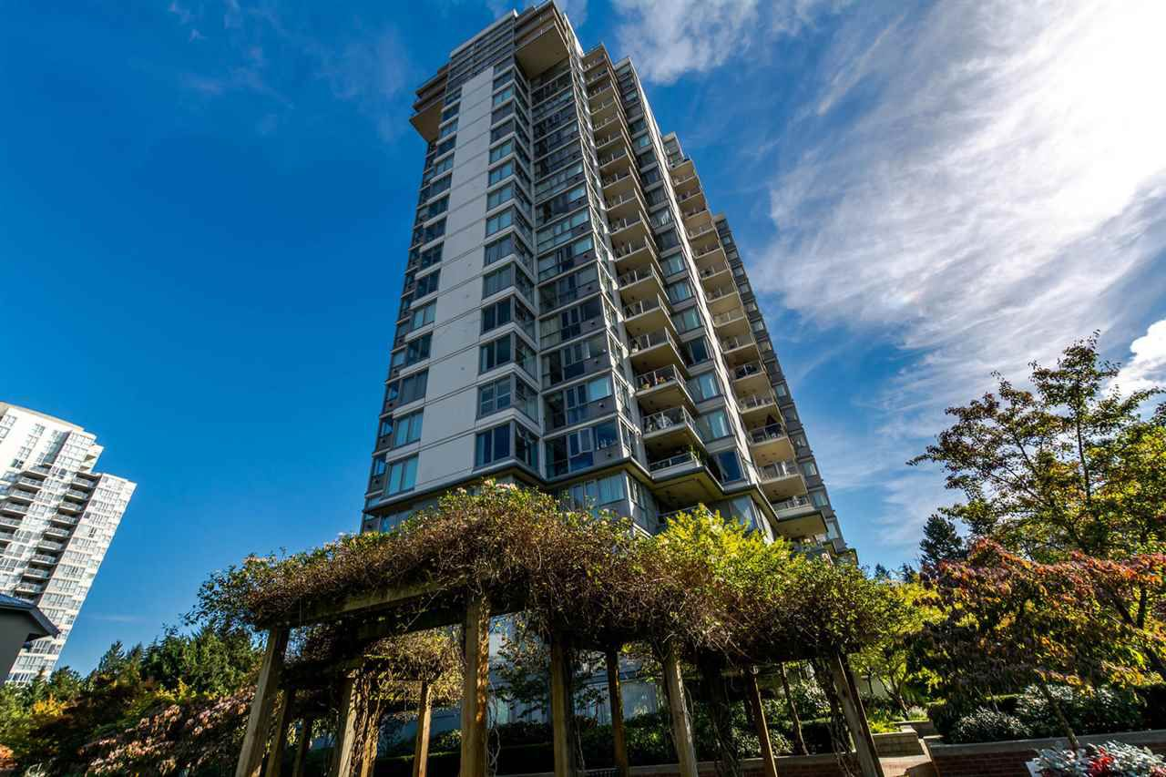 "Main Photo: 1706 235 GUILDFORD Way in Port Moody: North Shore Pt Moody Condo for sale in ""THE SINCLAIR"" : MLS®# R2115644"
