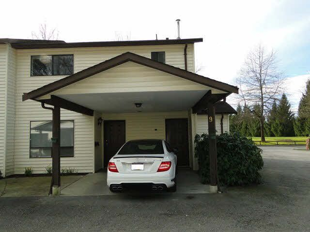 Main Photo: 9 4840 207TH STREET in : Langley City Townhouse for sale : MLS®# F1433538
