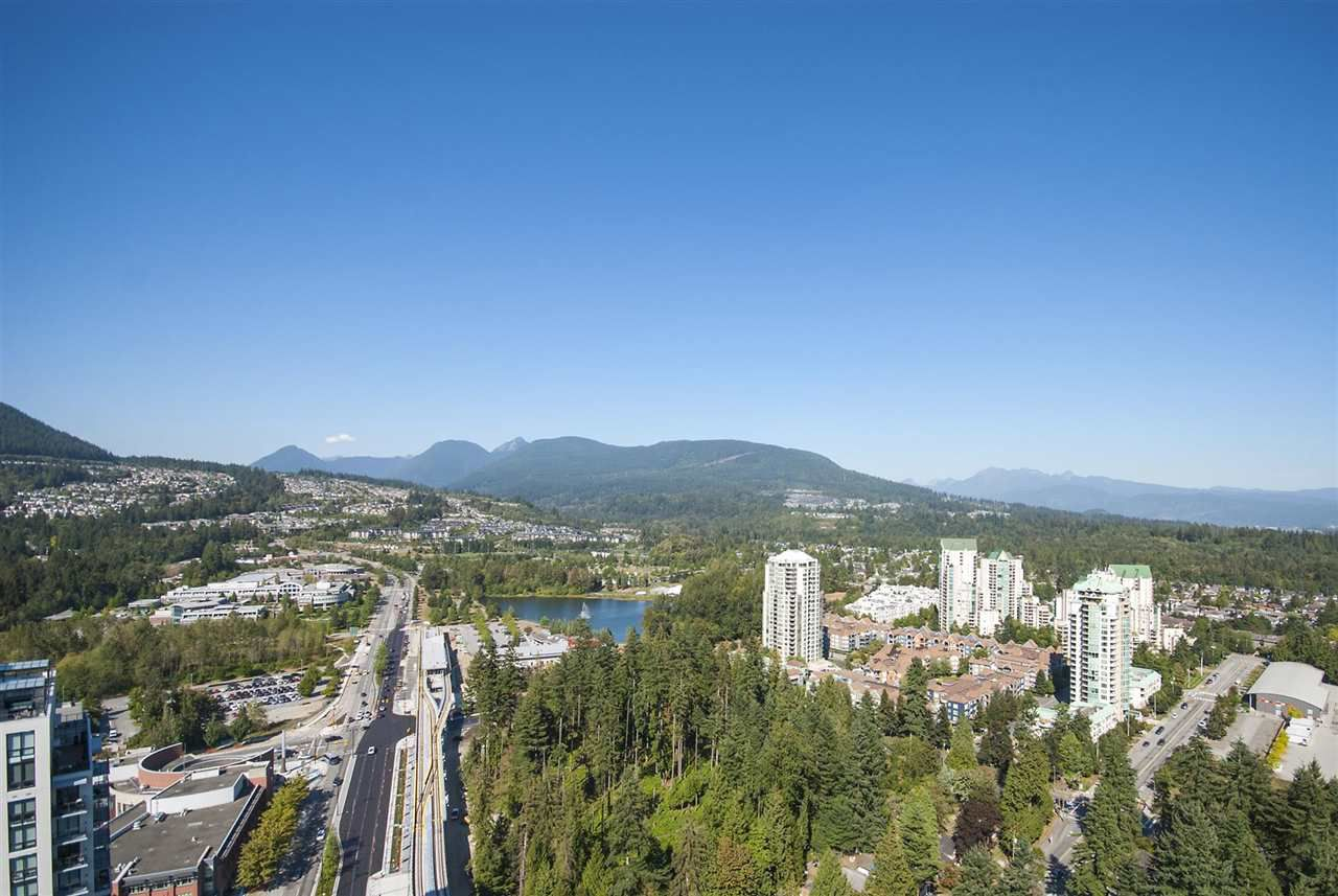 """Main Photo: 1603 1188 PINETREE Way in Coquitlam: North Coquitlam Condo for sale in """"M-THREE"""" : MLS®# R2164132"""