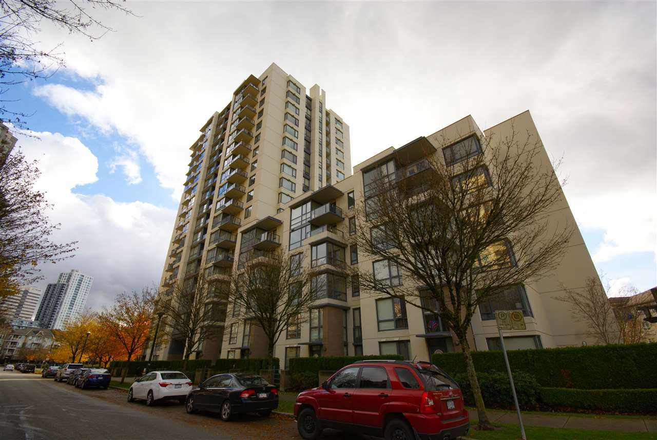 "Main Photo: 406 3588 CROWLEY Drive in Vancouver: Collingwood VE Condo for sale in ""NEXUS"" (Vancouver East)  : MLS®# R2222559"