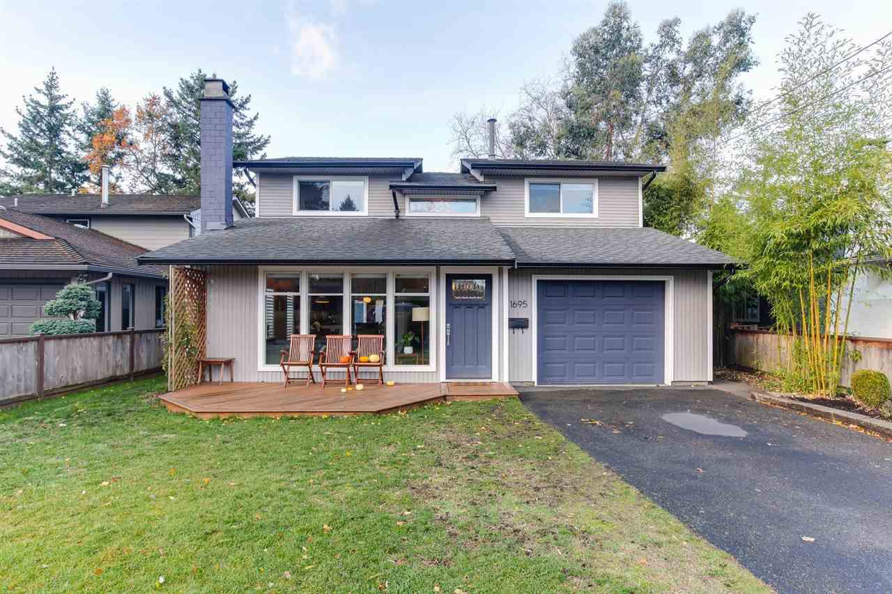 Main Photo: 1695 ENDERBY Avenue in Delta: Beach Grove House for sale (Tsawwassen)  : MLS®# R2222949