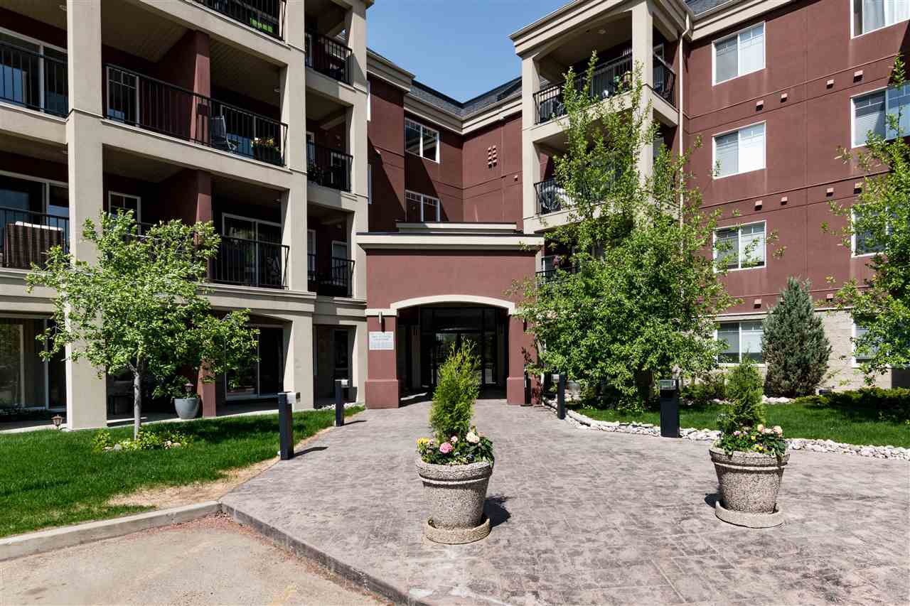 Main Photo: 140 300 Palisades Way: Sherwood Park Condo for sale : MLS®# E4128866